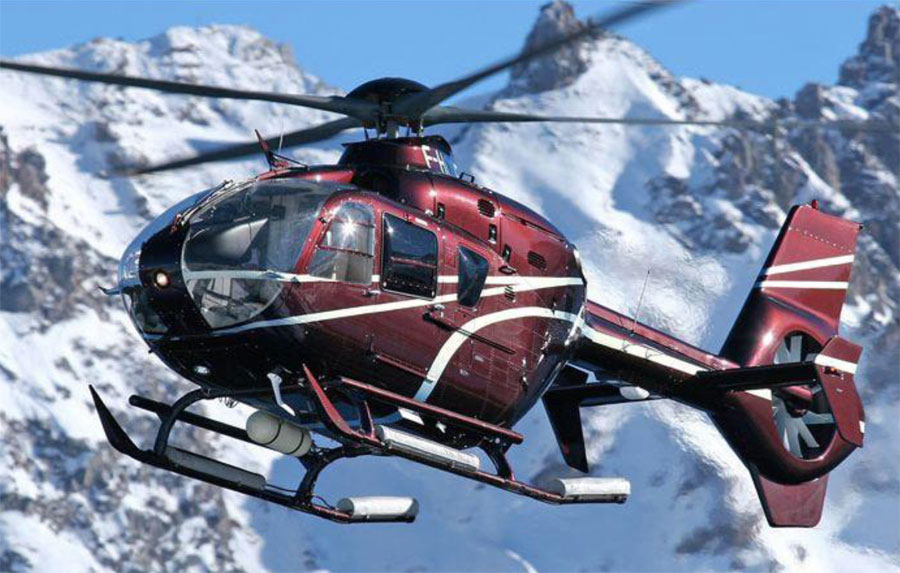 Elicottero Ec 135 : Eurocopter ec helicopter private services