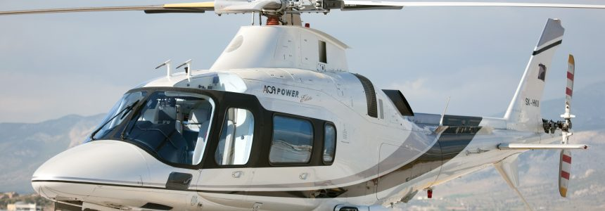 Agusta A109 Power Elite (VIP HELICOPTER)