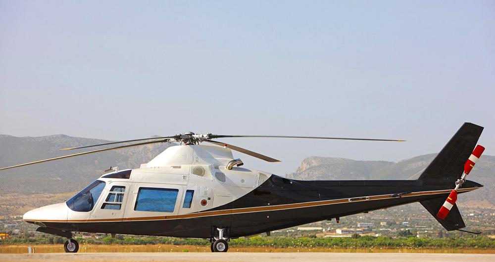 Agusta A109K II exterior (Agusta A109K2)
