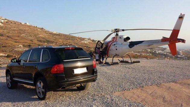 Porsche Cayenne VIP transfer