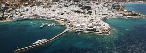 Sightseeing Flights Mykonos