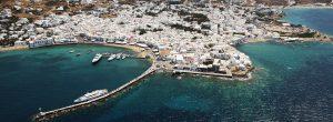 Sightseeing Flights Mykonos
