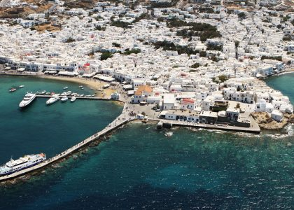 Mykonos Sightseeing Tour