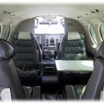 KING AIR C90B Interior