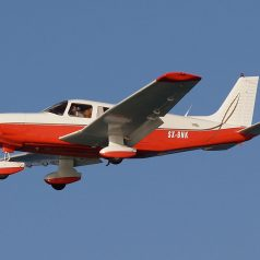 Piper Saratoga Airplane
