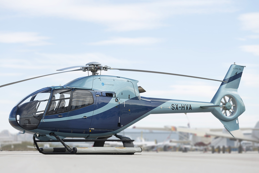 Airbus H120 Helicopter Private Services
