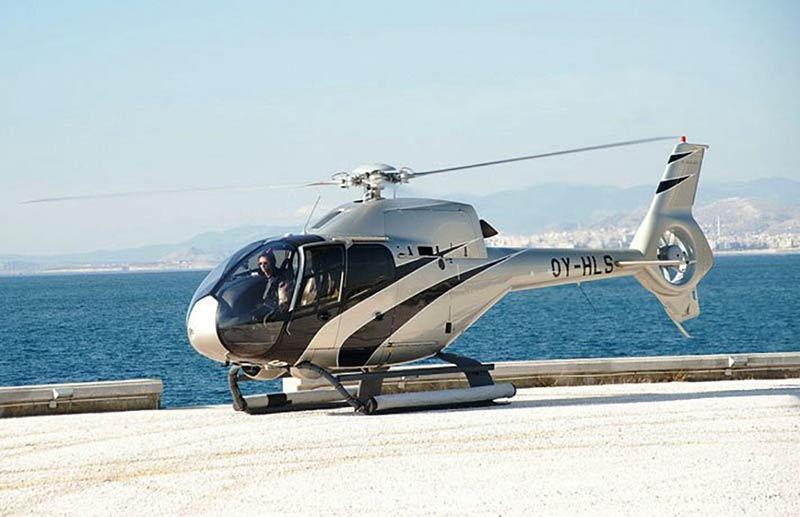 Colibri EC120B Helicopter