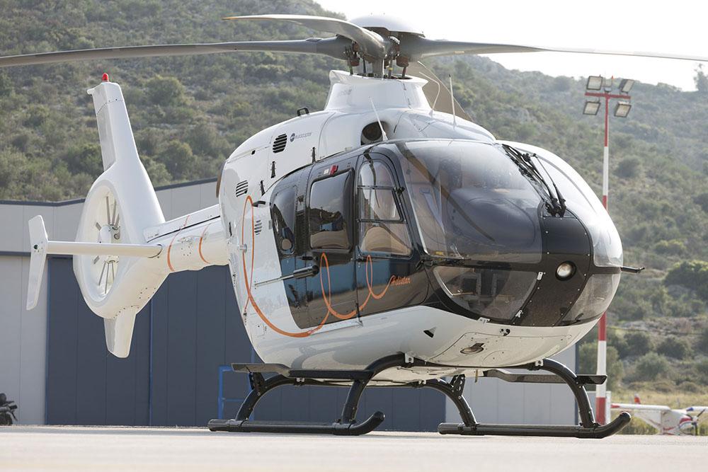 Airbus H135 exterior
