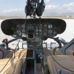 Airbus H135 interior
